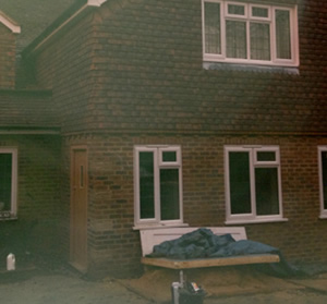 P Major and Daughters - front extension featured