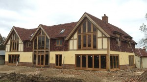 P Major and Daughters - New Build House 7