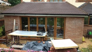 P Major and Daughters - Rear Extension 4