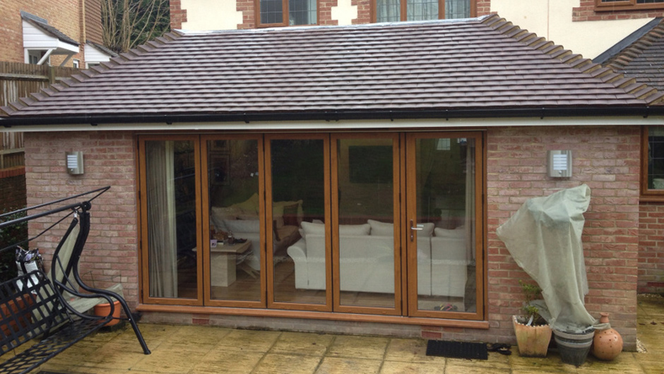 P Major and Daughters - Rear Extension 5