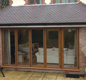 P Major and Daughters - Rear Extension Featured
