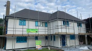 P Major and Daughters First Floor Extension in Kent